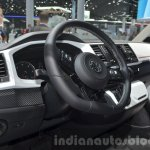 VW Multivan Panamericana interior at the IAA 2015
