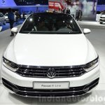 VW Passat front at the 2016 Geneva Motor Show