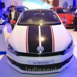 VW Scirocco front at the 2015 NADA Auto Show - Image Gallery