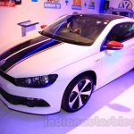 VW Scirocco front quarter at the 2015 NADA Auto Show - Image Gallery