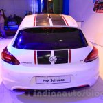 VW Scirocco rear at the 2015 NADA Auto Show - Image Gallery