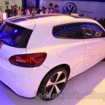 VW Scirocco rear quarter at the 2015 NADA Auto Show - Image Gallery
