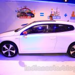 VW Scirocco side at the 2015 NADA Auto Show - Image Gallery