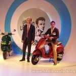 Vespa SXL and Vespa VXL front launched in India