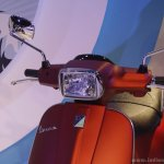 Vespa SXL headlamp launch Mumbai