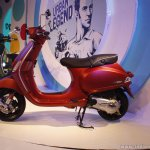 Vespa SXL side (1) launch Mumbai