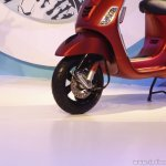 Vespa SXL wheel launch Mumbai