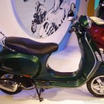 Vespa VXL side close launch Mumbai