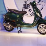 Vespa VXL side launch Mumbai