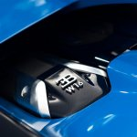 W16 engine of the Bugatti Vision GT (official image)