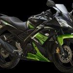 Yamaha R15 S Spark Green
