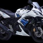 Yamaha R15 S Track White