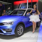 Zotye S21 at the 2014 Chengdu Motor Show