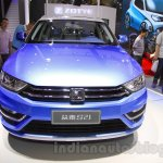 Zotye S21 front end at the 2014 Chengdu Motor Show