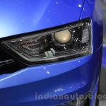 Zotye S21 headlight at the 2014 Chengdu Motor Show