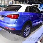 Zotye S21 rear quarters at the 2014 Chengdu Motor Show