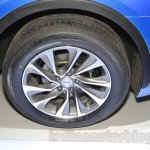 Zotye S21 wheel at the 2014 Chengdu Motor Show