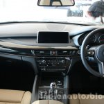 2015 BMW X5 M dashboard launched in India