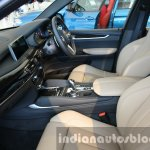 2015 BMW X5 M front cabin launched in India