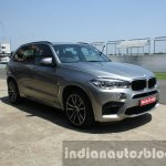 2015 BMW X5 M front three quarter launched in India