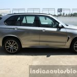 2015 BMW X5 M side launched in India