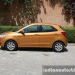 2015 Ford Figo first side drive review