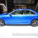 2016 Audi A4 profile at the 2015 Tokyo Motor Show