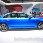 2016 Audi A4 side at the 2015 Tokyo Motor Show
