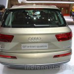 2016 Audi Q7 e-tron rear at the 2015 Tokyo Motor Show
