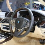 2016 BMW 7 Series interior at the 2015 Tokyo Motor Show