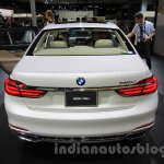 2016 BMW 7 Series rear at the 2015 Tokyo Motor Show