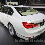 2016 BMW 7 Series rear quarter at the 2015 Tokyo Motor Show