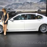 2016 BMW 7 Series side at the 2015 Tokyo Motor Show
