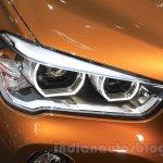 2016 BMW X1 headlamp at the 2015 Tokyo Motor Show