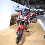 2016 Honda CRF1000L Africa Twin front at the 2015 Tokyo Motor Show
