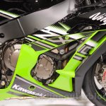 2016 Kawasaki Ninja ZX-10R engine at 2015 Tokyo Motor Show