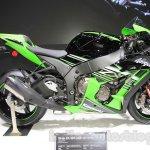 2016 Kawasaki Ninja ZX-10R side at 2015 Tokyo Motor Show