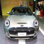 2016 Mini Convertible front at the 2015 Tokyo Motor Show