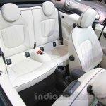 2016 Mini Convertible seats at the 2015 Tokyo Motor Show
