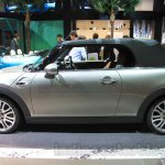 2016 Mini Convertible side at the 2015 Tokyo Motor Show