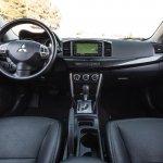 2016 Mitsubishi Lancer facelift interior press shots
