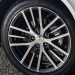 2016 Mitsubishi Lancer facelift wheels press shots
