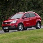 2016 SsangYong Korando 2.2 SE alloy wheels