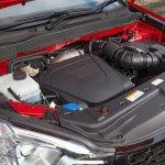 2016 SsangYong Korando 2.2 SE engine