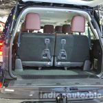 2016 Toyota Land Cruiser facelift boot at 2015 Dubai Motor Show