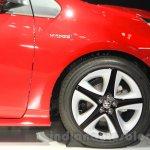 2016 Toyota Prius alloys at the 2015 Tokyo Motor Show