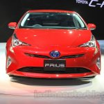 2016 Toyota Prius front at the 2015 Tokyo Motor Show