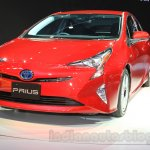 2016 Toyota Prius front fascia at the 2015 Tokyo Motor Show