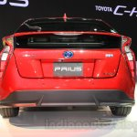 2016 Toyota Prius rear at the 2015 Tokyo Motor Show