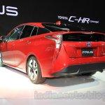2016 Toyota Prius rear quarter at the 2015 Tokyo Motor Show